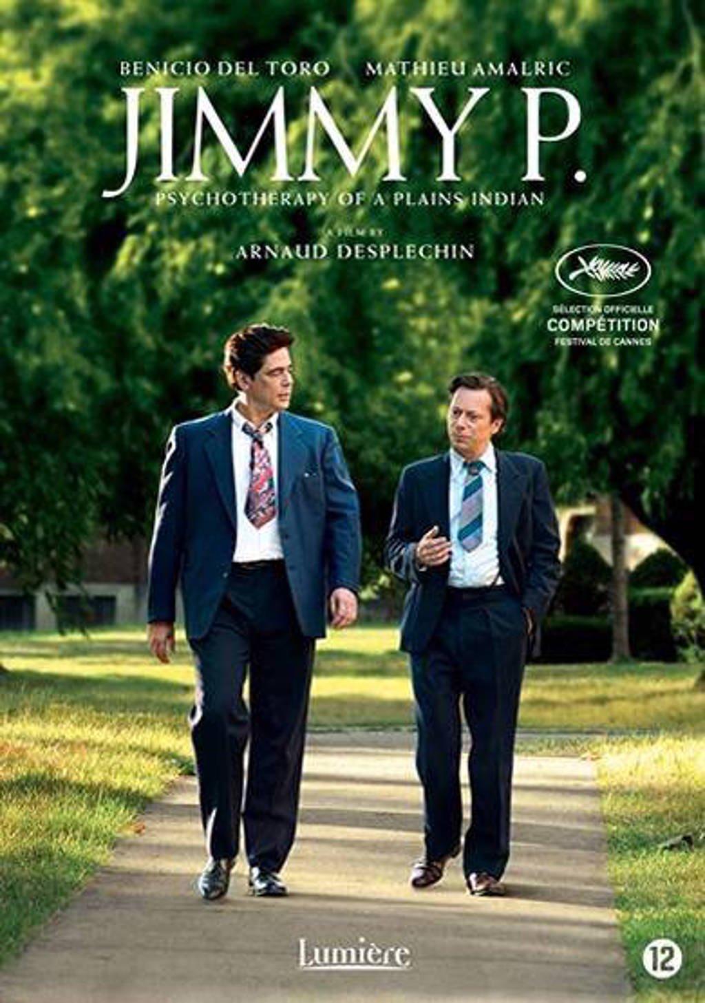 Jimmy P (DVD)