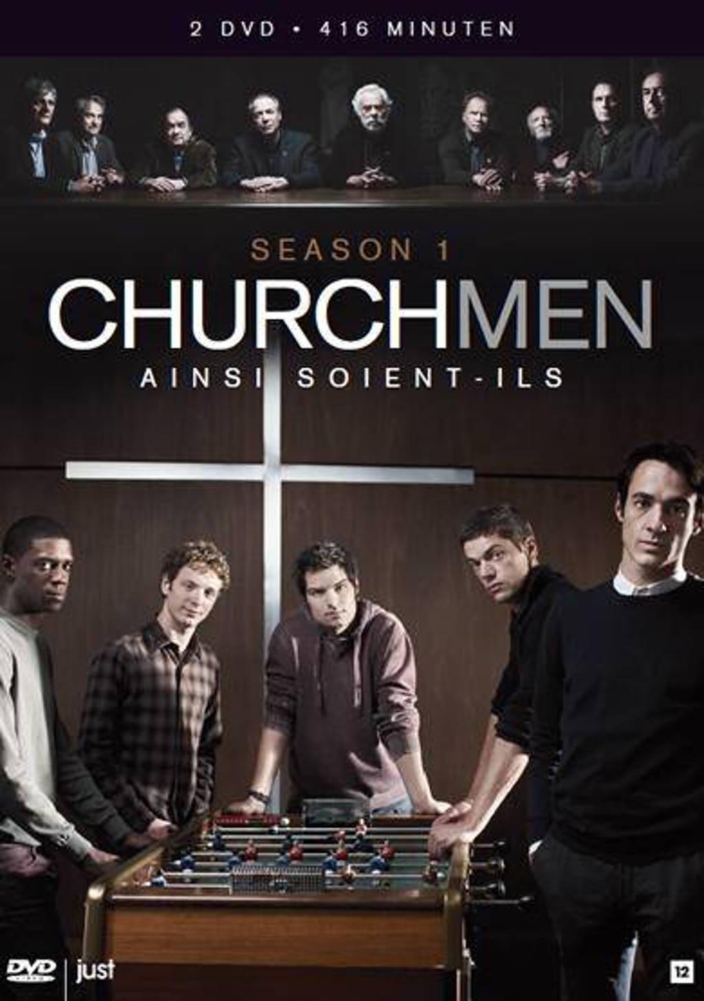 Churchmen - Seizoen 1 (DVD)