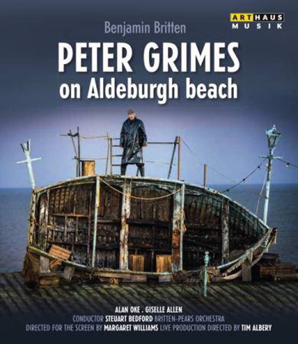 Peter Grimes, Aldeburgh Festival 20 (Blu-ray)