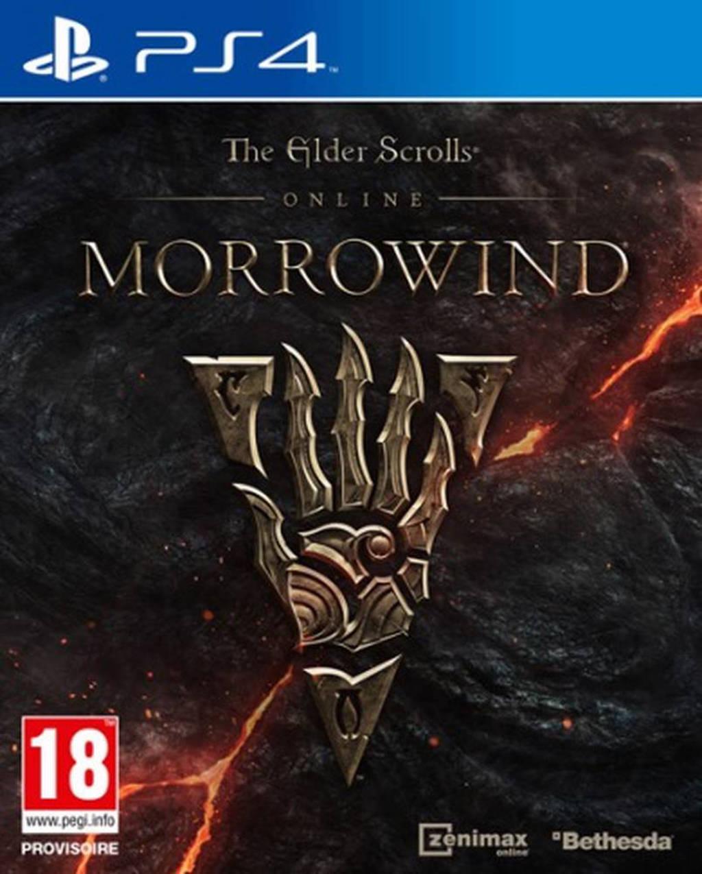 Elder scrolls online - Morrowind (PlayStation 4)