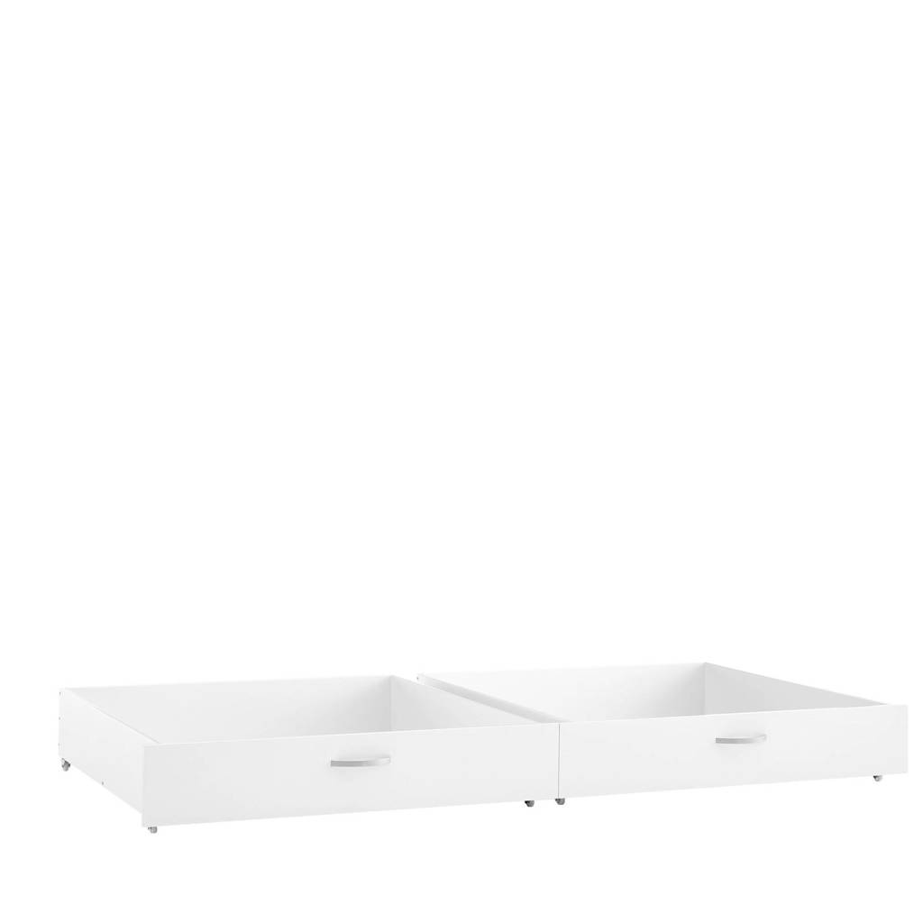 Flexworld bedlade (set van 2), Wit