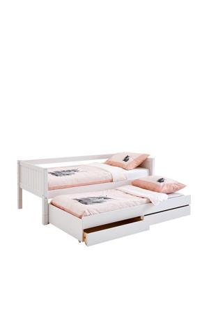 slaaplade met ladenset