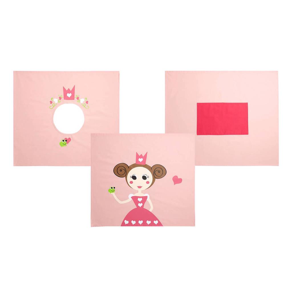 Flexworld speelgordijn prinses, Roze