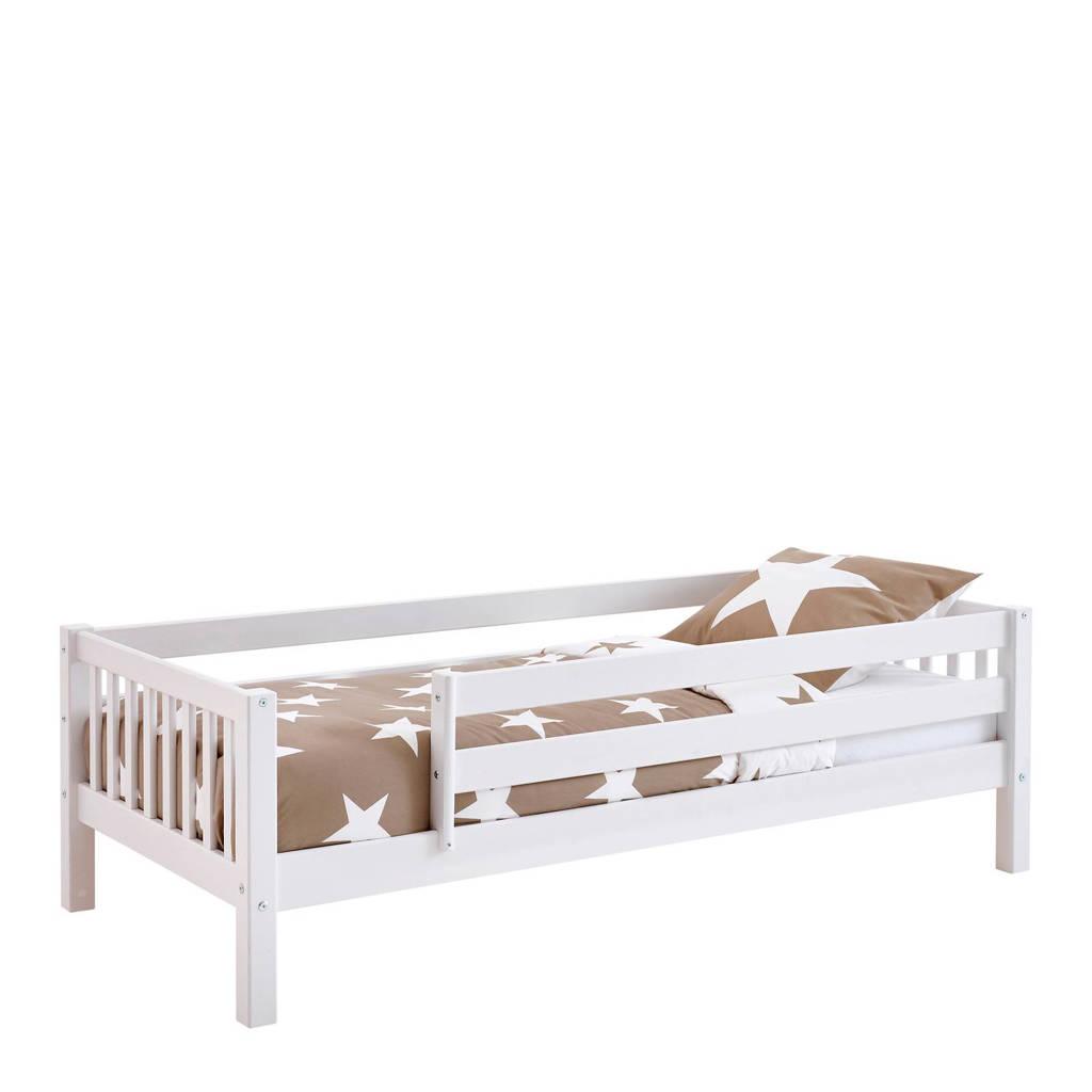 Flexworld bedbank met uitvalbeveiliging Kris (90x200 cm), Wit