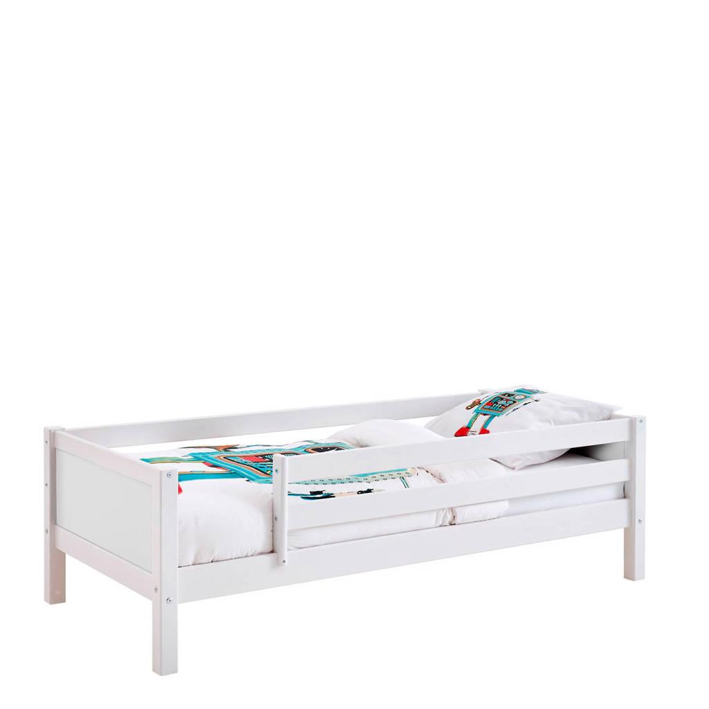 Flexworld bedbank met uitvalbeveiliging Jip (90x200 cm), Wit