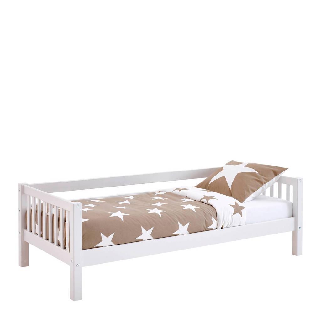 Flexworld bedbank Kris (90x200 cm), Wit