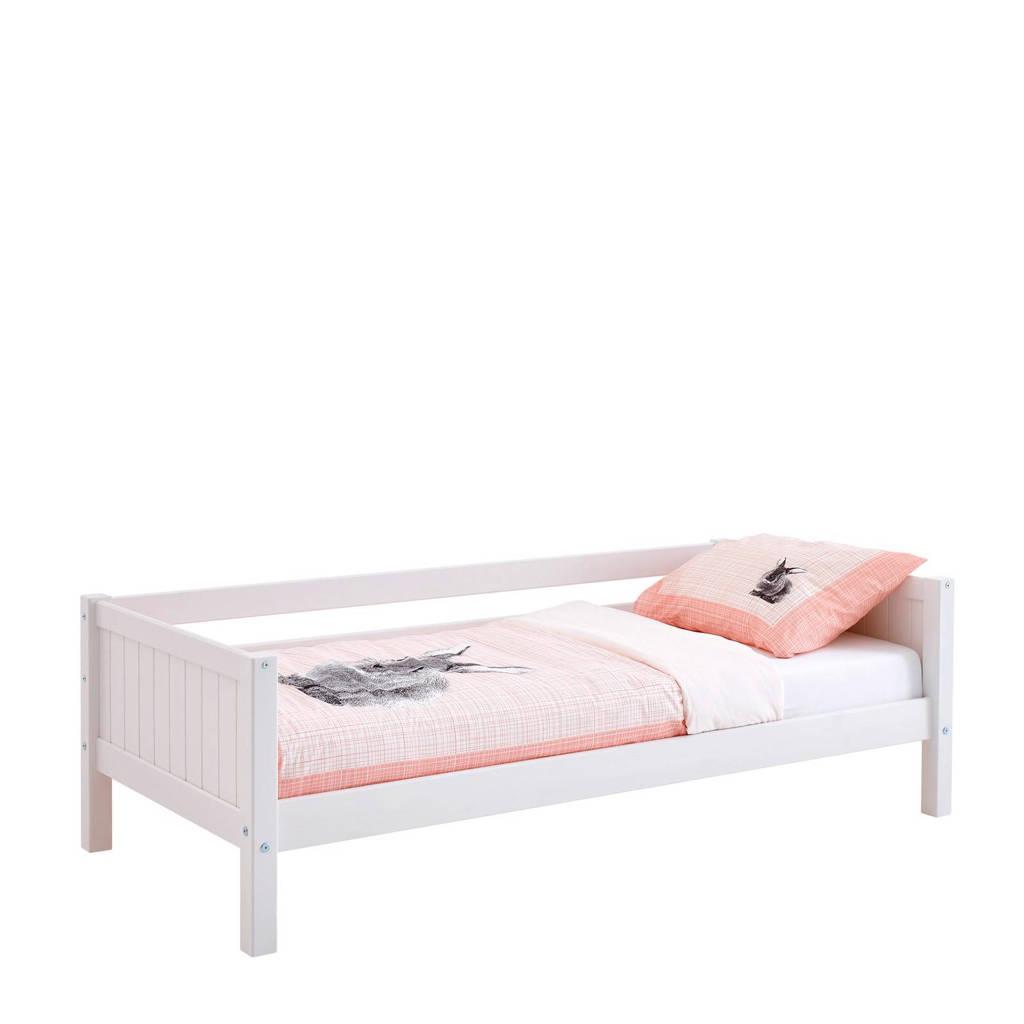 Flexworld bedbank Puck (90x200 cm), Wit