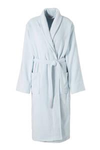 Seahorse badstof badjas Pure lichtblauw, Lichtblauw
