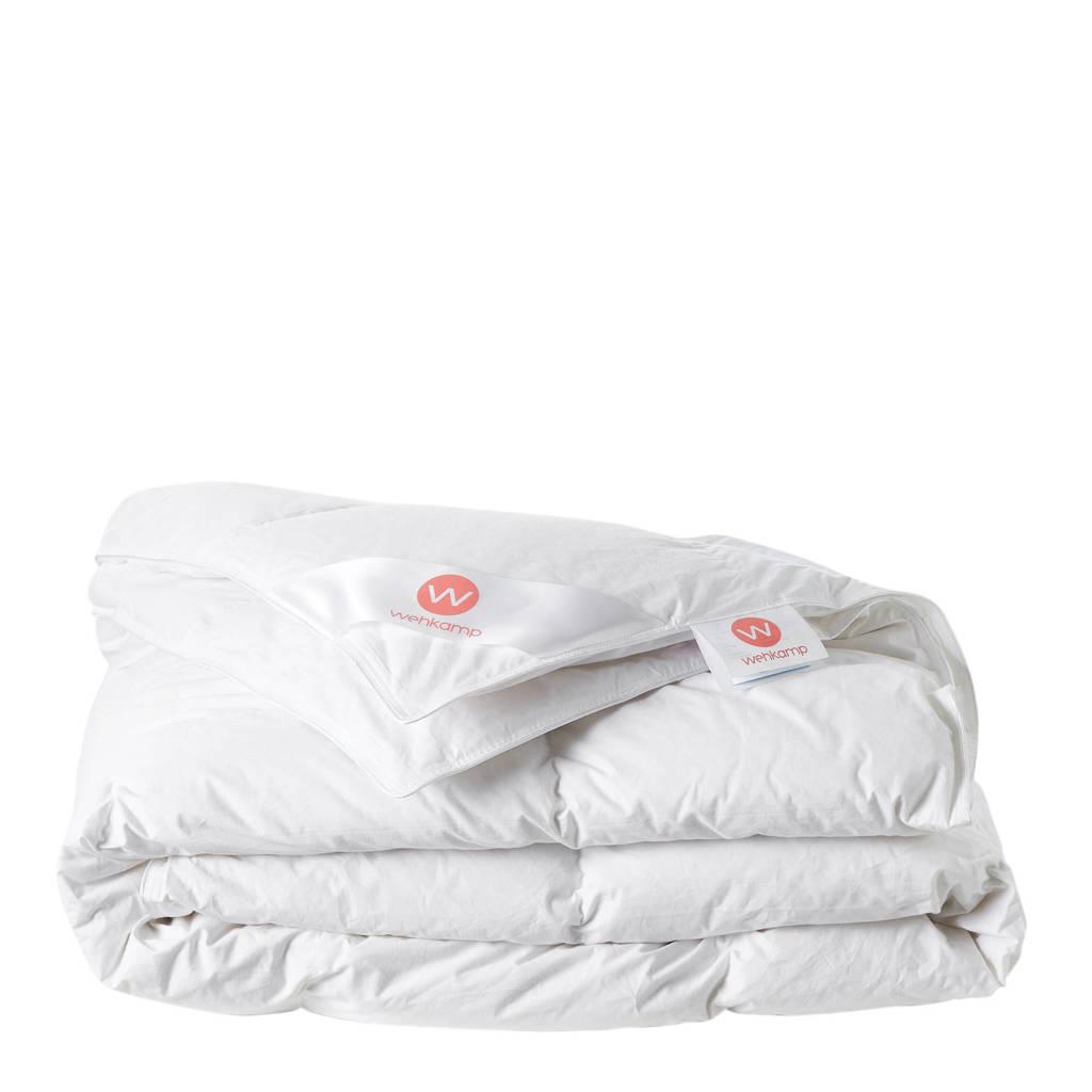 Wehkamp Home eendenveren enkel dekbed, Wit