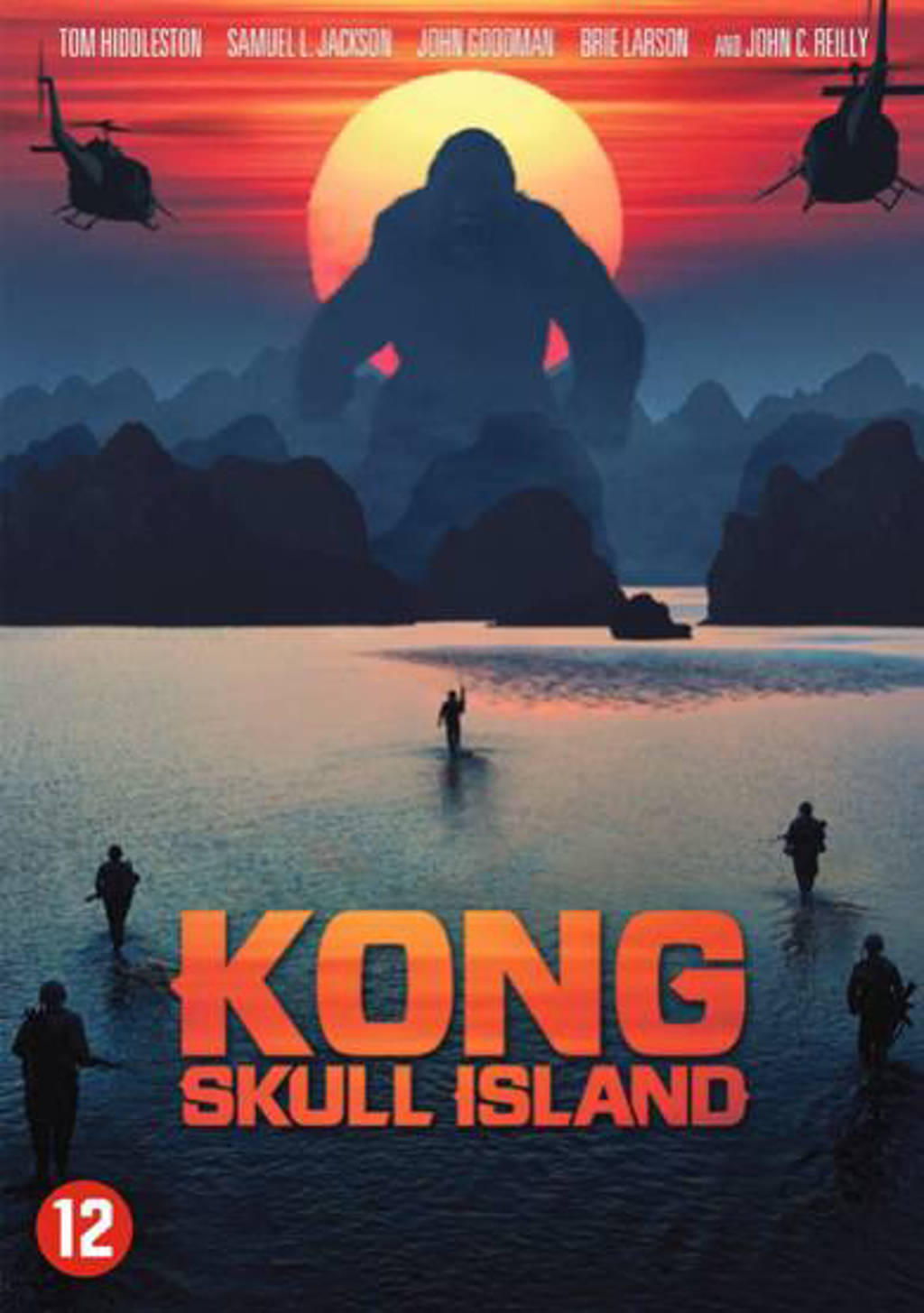 Kong - Skull island (DVD)