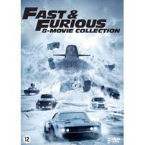 Fast & Furious 1-8 (DVD)