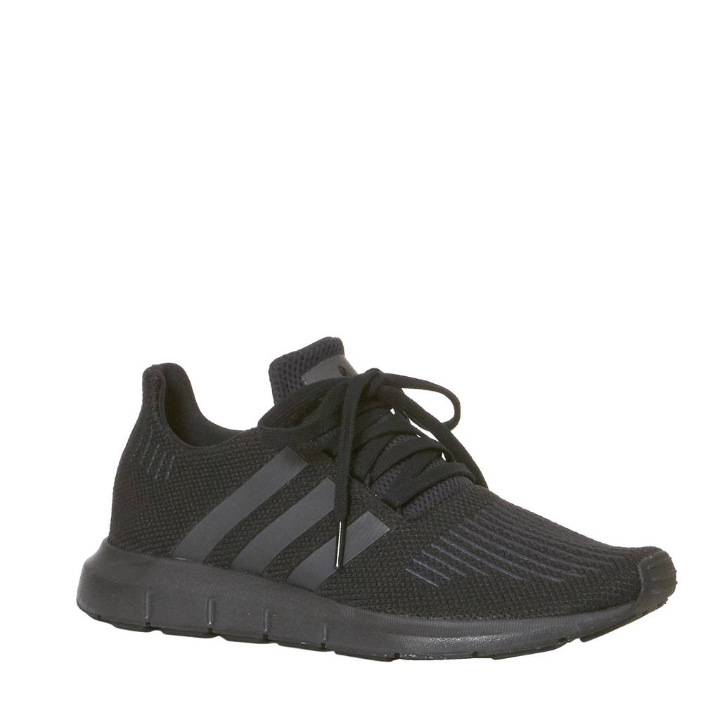 new product bfbd0 0a29d adidas originals Swift Run sneakers, Zwart