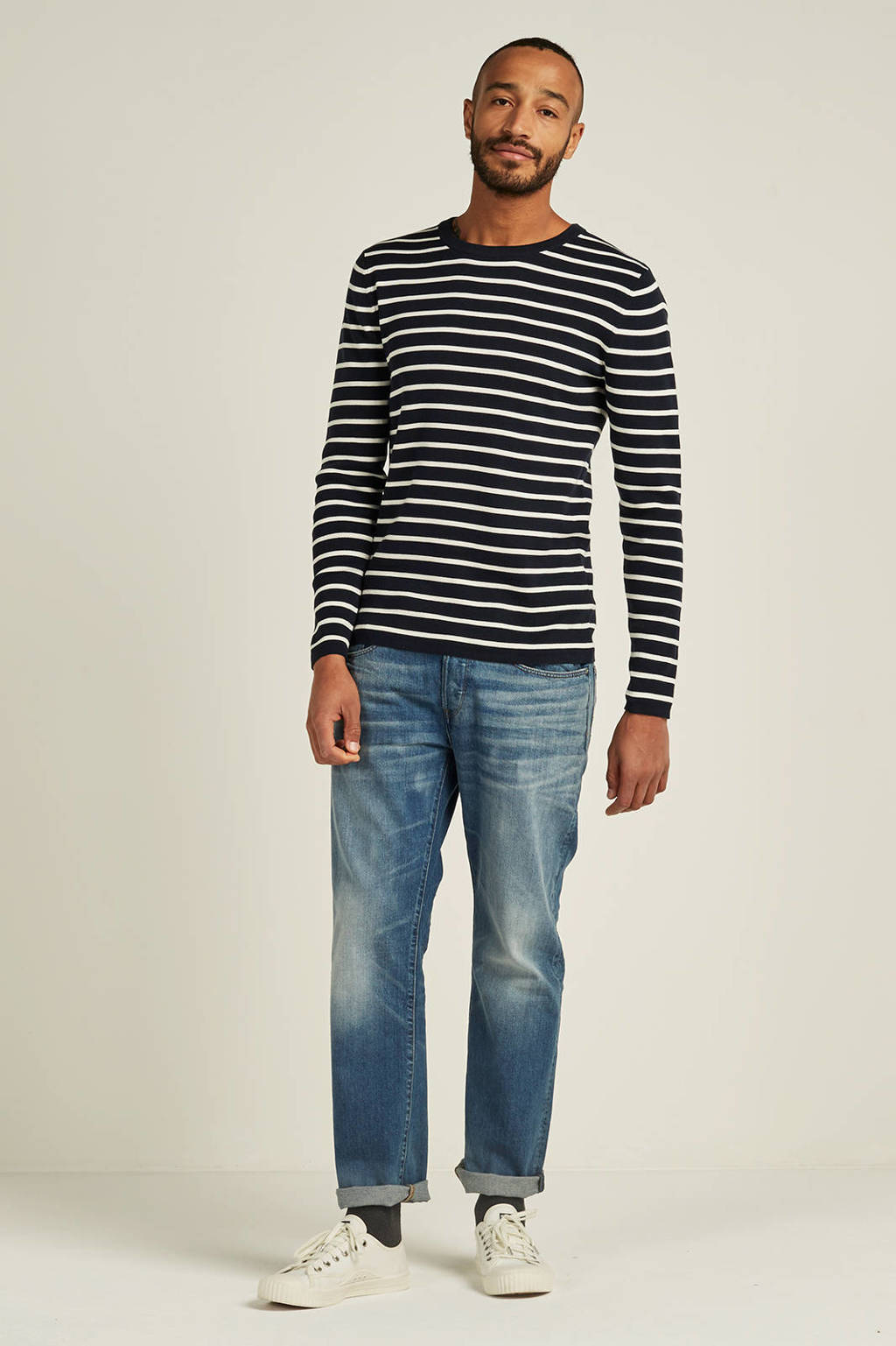 G-Star RAW loose fit jeans 3301, Medium aged