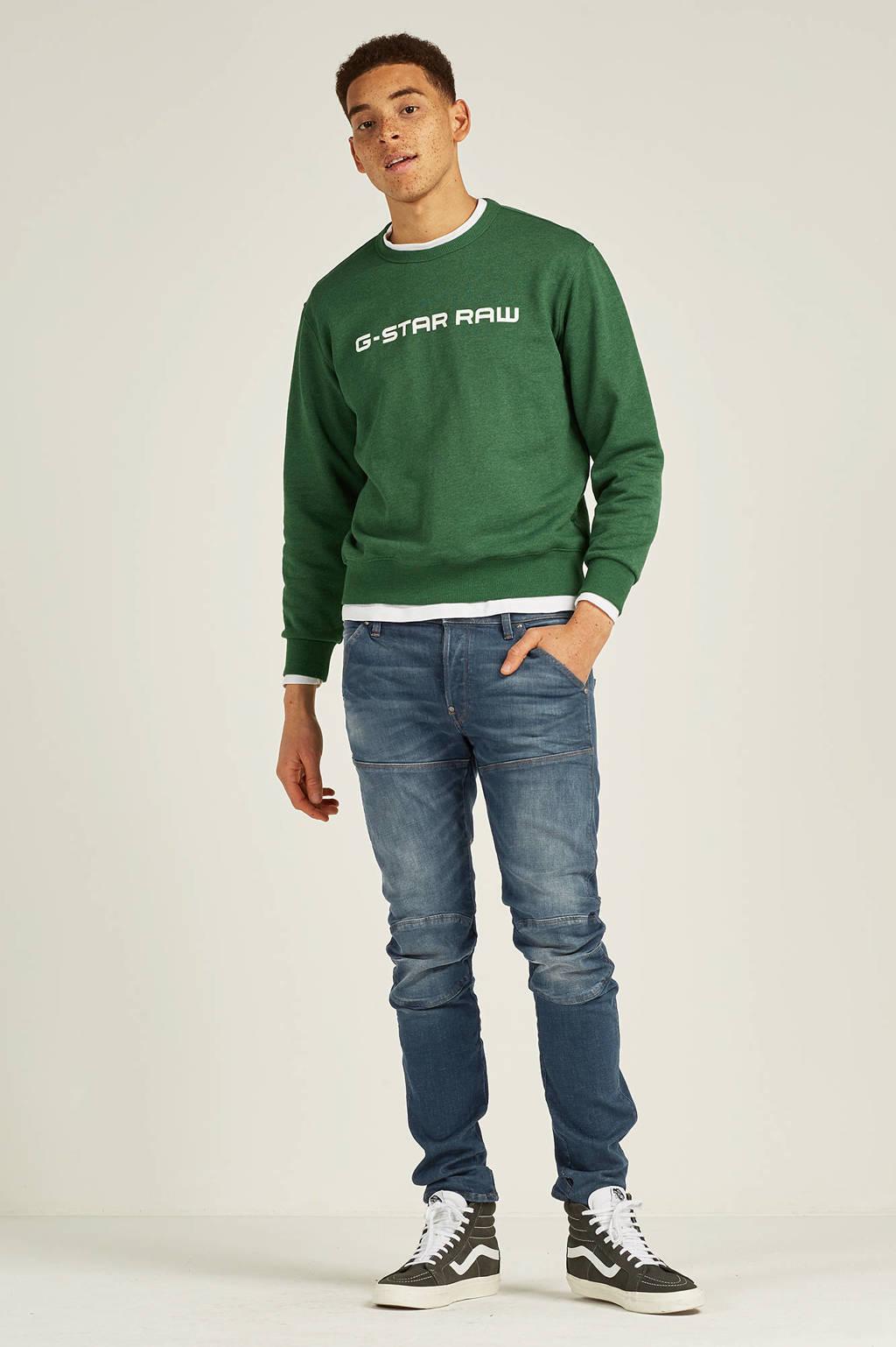G-Star RAW 5620 3D Elwood slim fit jeans, Medium aged
