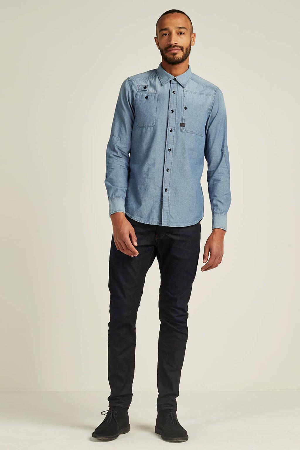 G-Star RAW slim fit jeans D-staq, DK aged