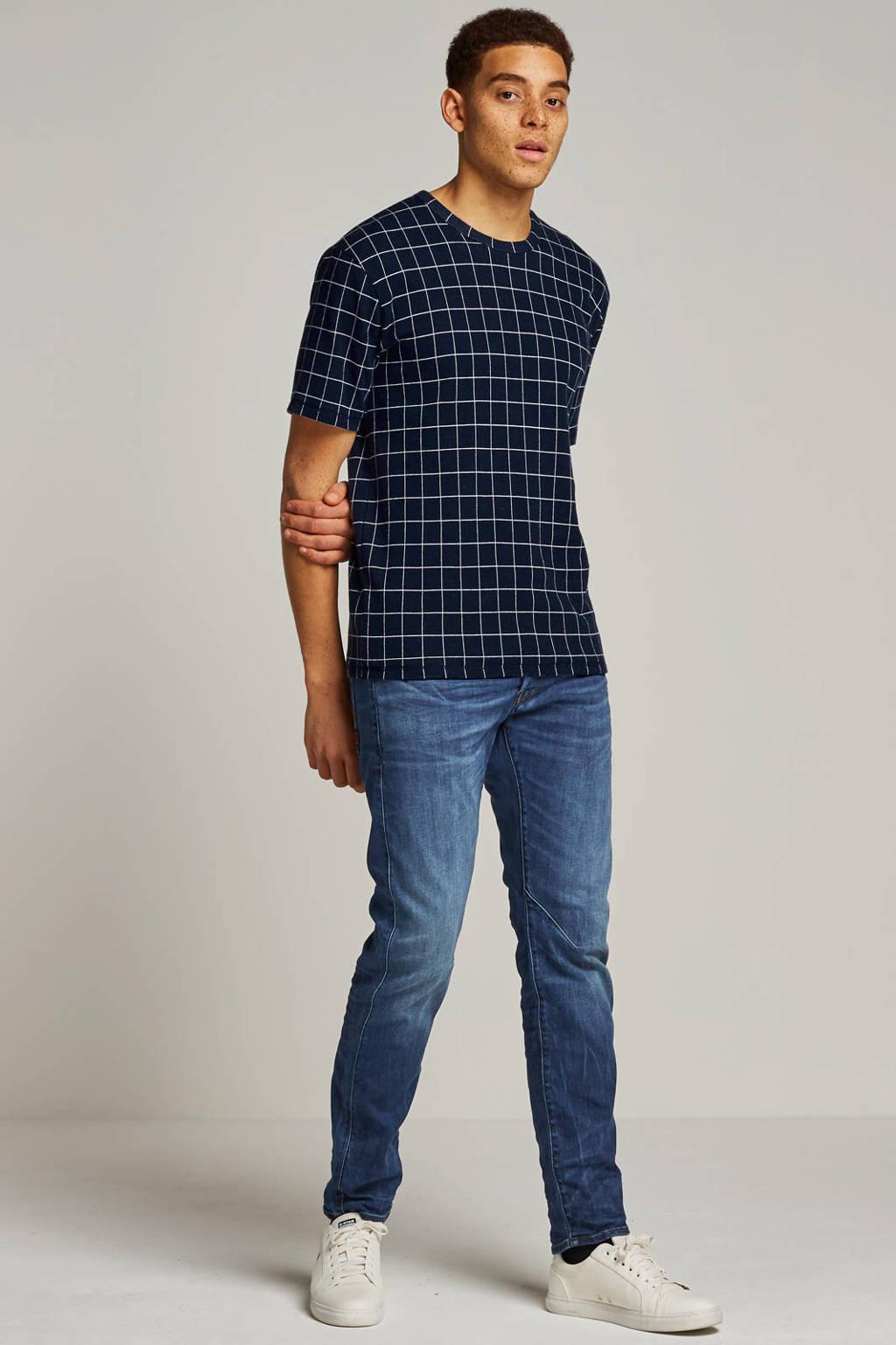 G-Star RAW slim fit jeans D-Staq, Medium indigo aged