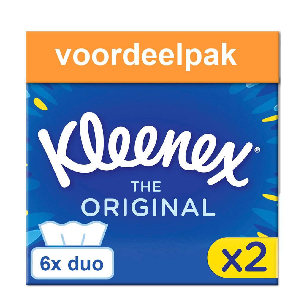 Kleenex The Original - voordeelverpakking - 6x88 tissues