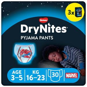 DryNites Pyjama Pants Boy 3-5 Years (16-23kg) 3 pakken