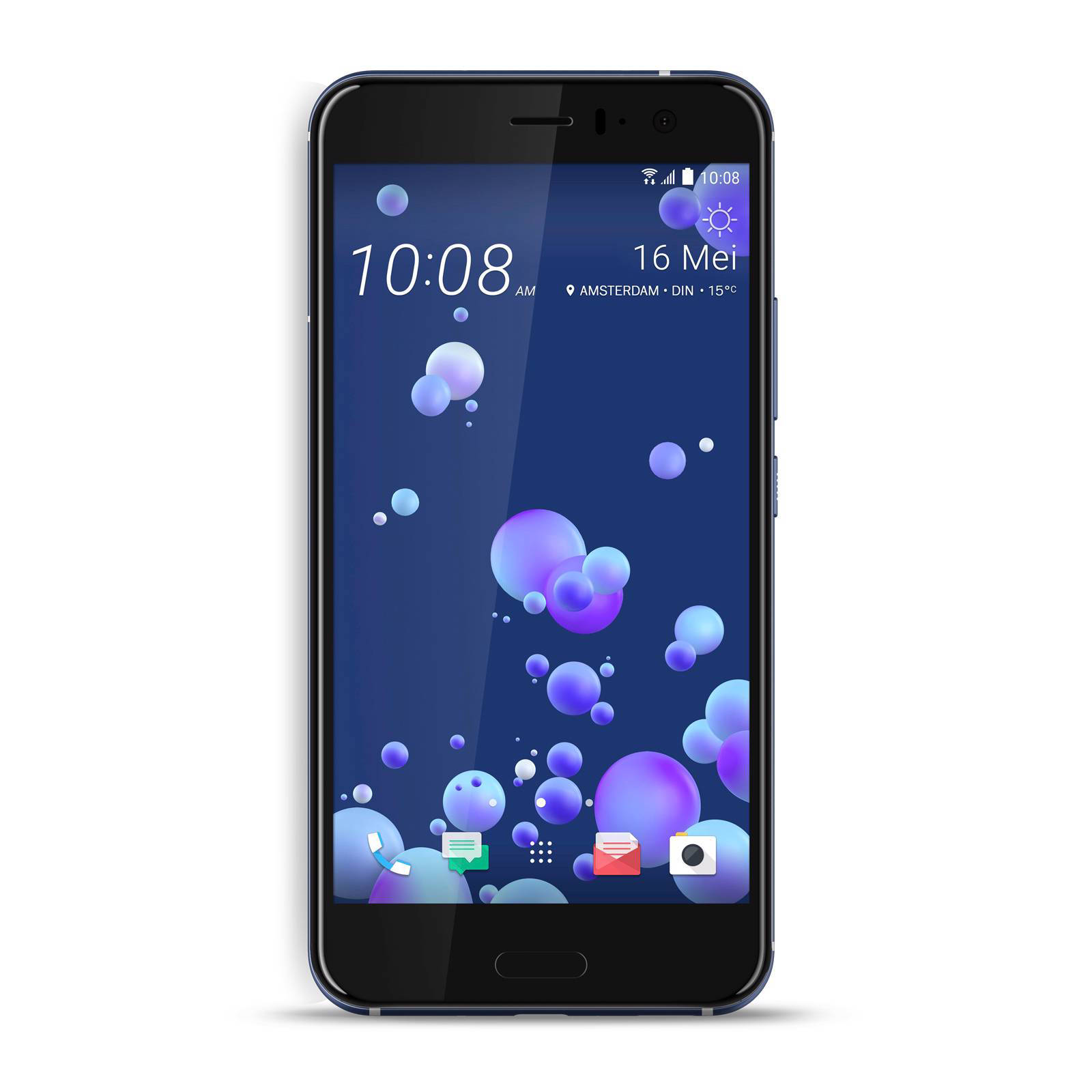 HTC U11 Dual Sim Zilver | wehkamp