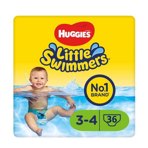 Little Swimmers maat 3-4 voordeelverpakking 36 zwemluiers