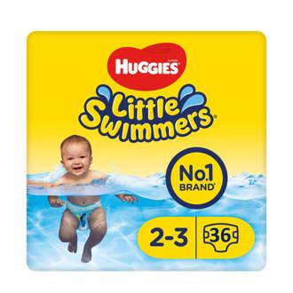Little Swimmers maat 2-3 - voordeelverpakking - 36 zwemluiers