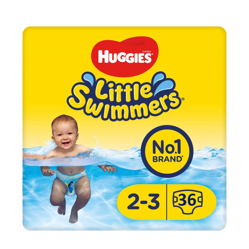 Huggies Little Swimmers® zwembroekjes maat 2-3 - 3x12 stuks, 2/3 (3-8 kg)