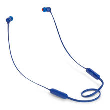 T110 in-ear bluetooth koptelefoon blauw
