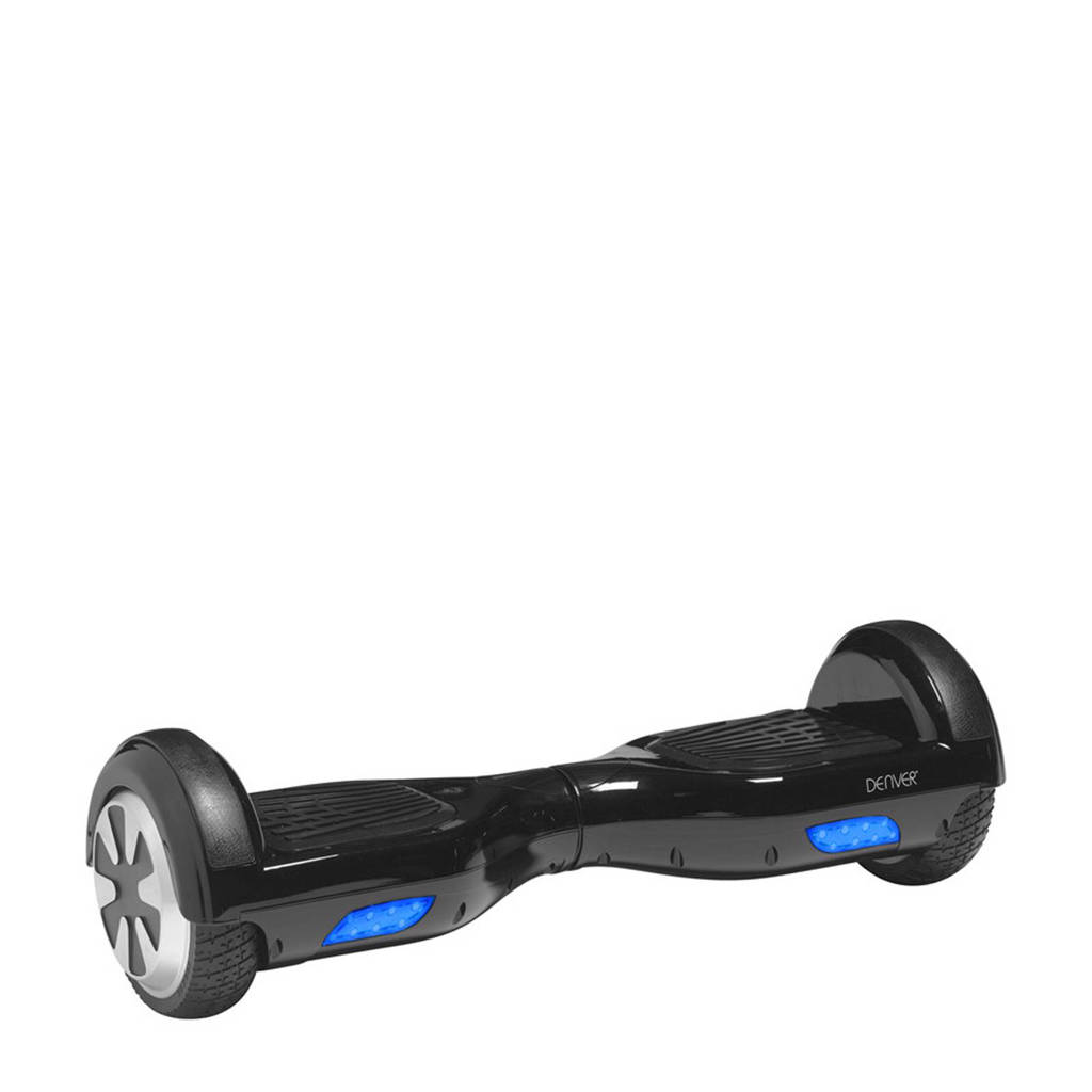 Denver DBO-6501 MK2 Hoverboard - zwart, Zwart