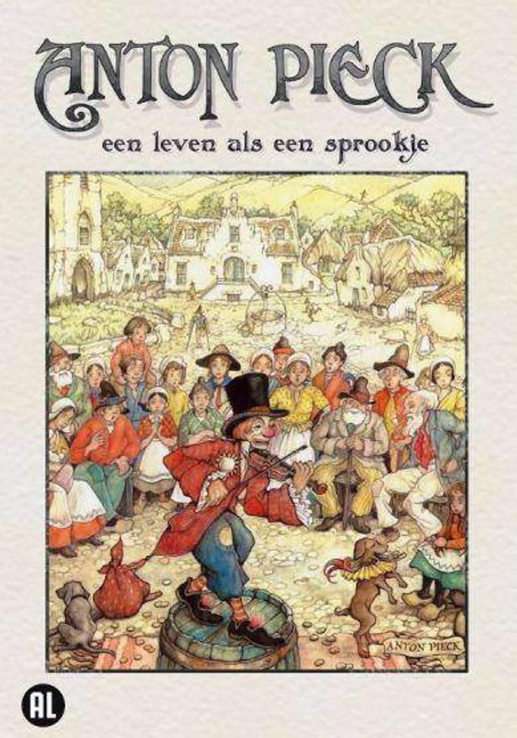 Anton Pieck-een leven als een sprookje (DVD)