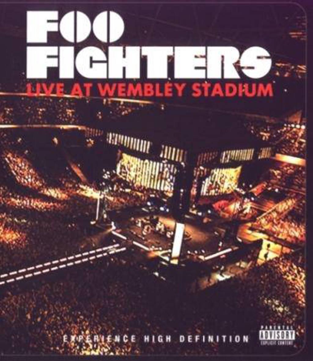 Foo fighters - live at Wembley Stadium (Blu-ray)
