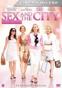 Sex and the city the movie (DVD)