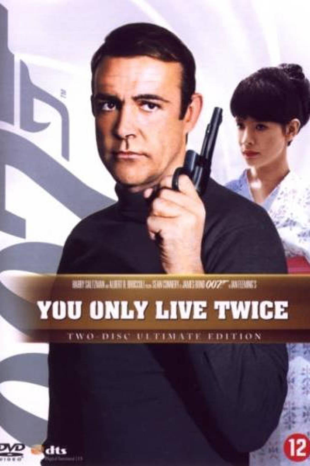 You only live twice (DVD)