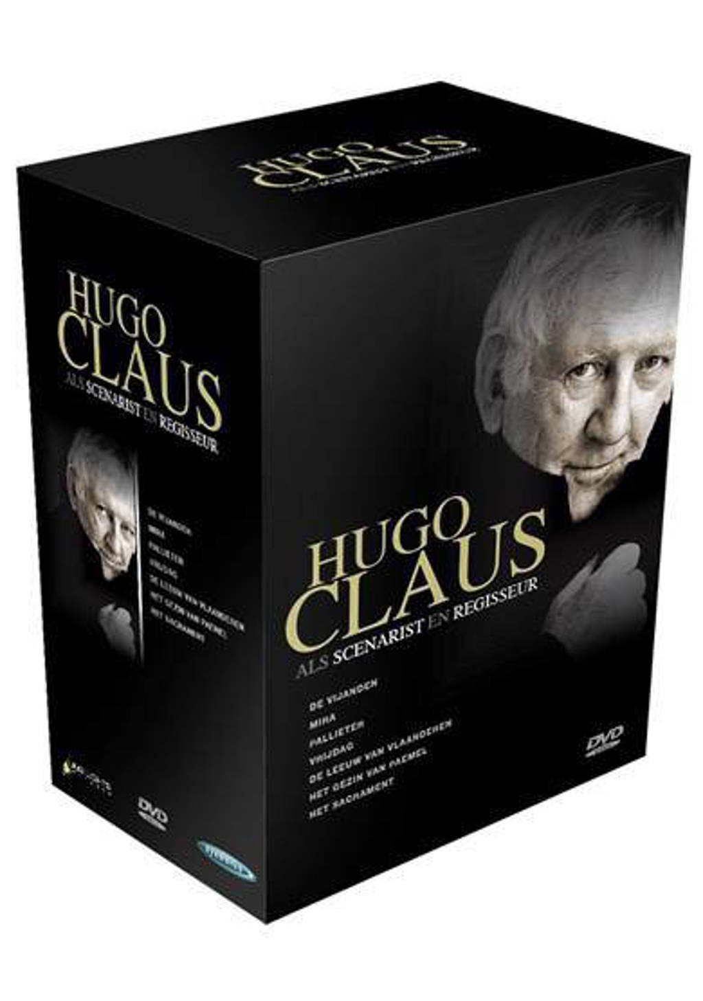 Hugo Claus box (DVD)