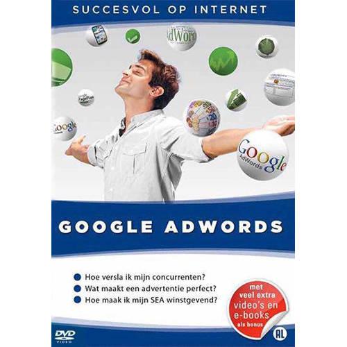 Succesvol op internet Google adwords (DVD)