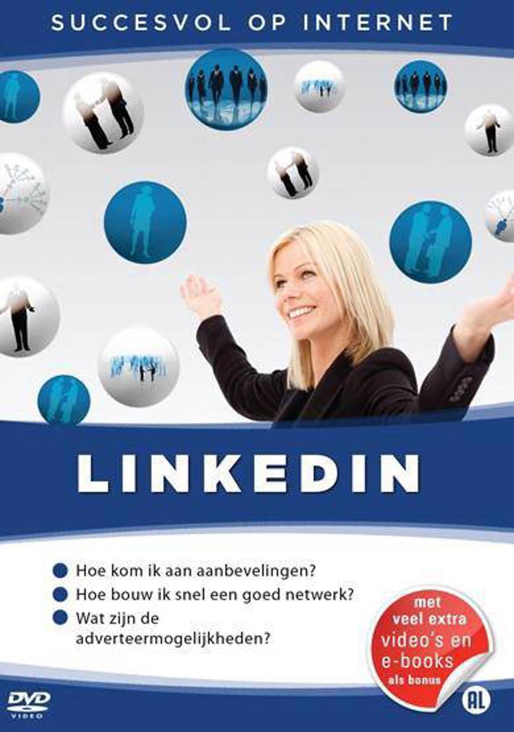 Succesvol op internet - Linkedin (DVD)