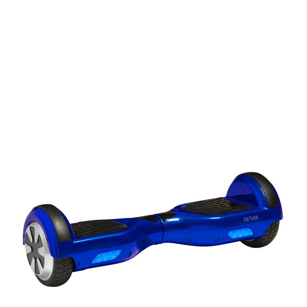 Denver DBO-6501 MK2 Hoverboard - blauw, Blauw