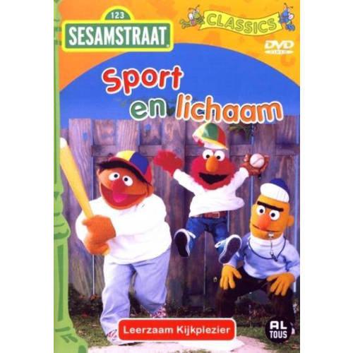 Sesamstraat - Sport en lichaam (DVD) kopen