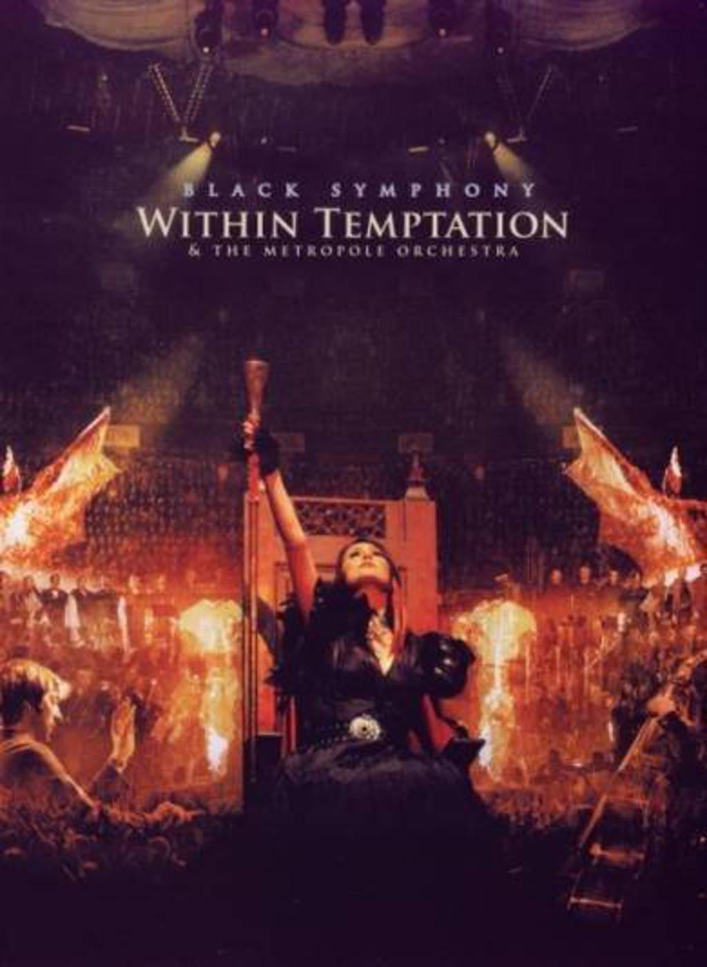 Within Temptation - Black symphony (DVD)