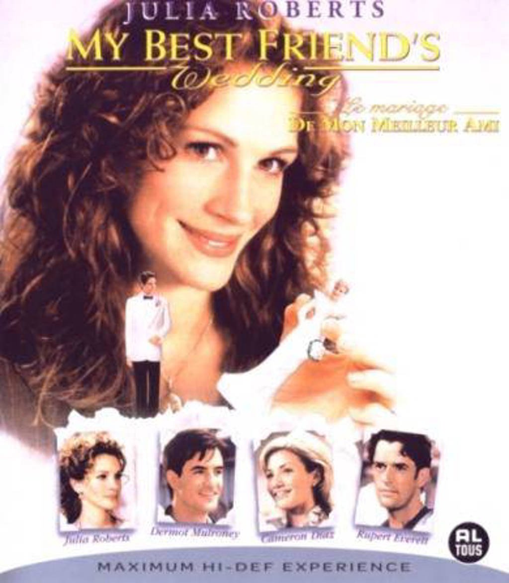 My best friends wedding (Blu-ray)