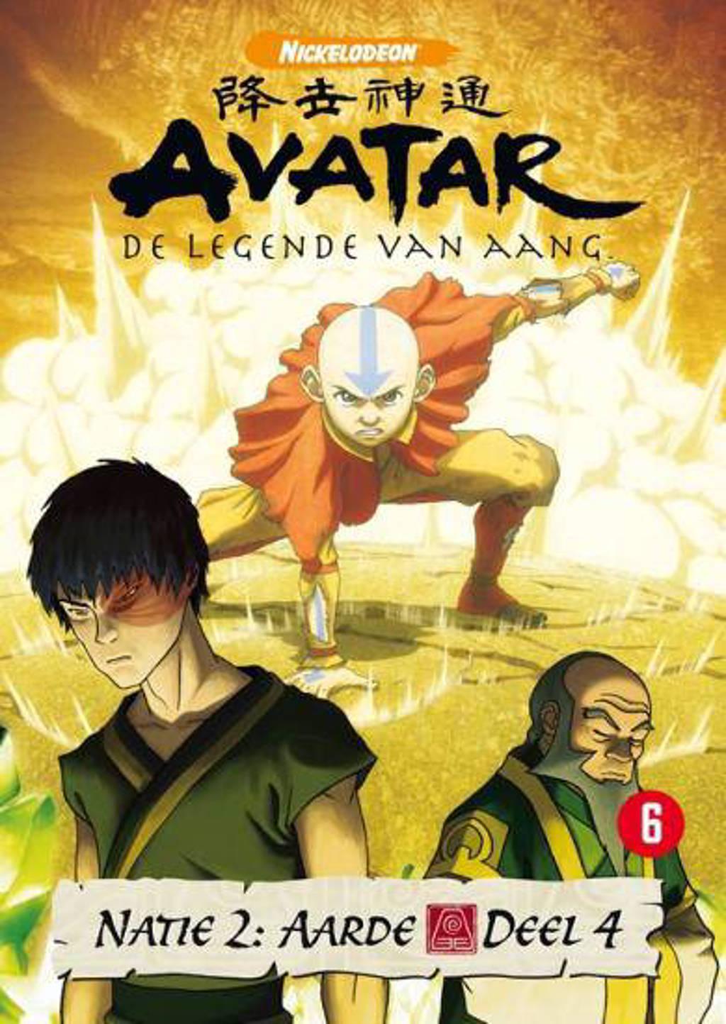Avatar natie 2 - Aarde deel 4 (DVD)