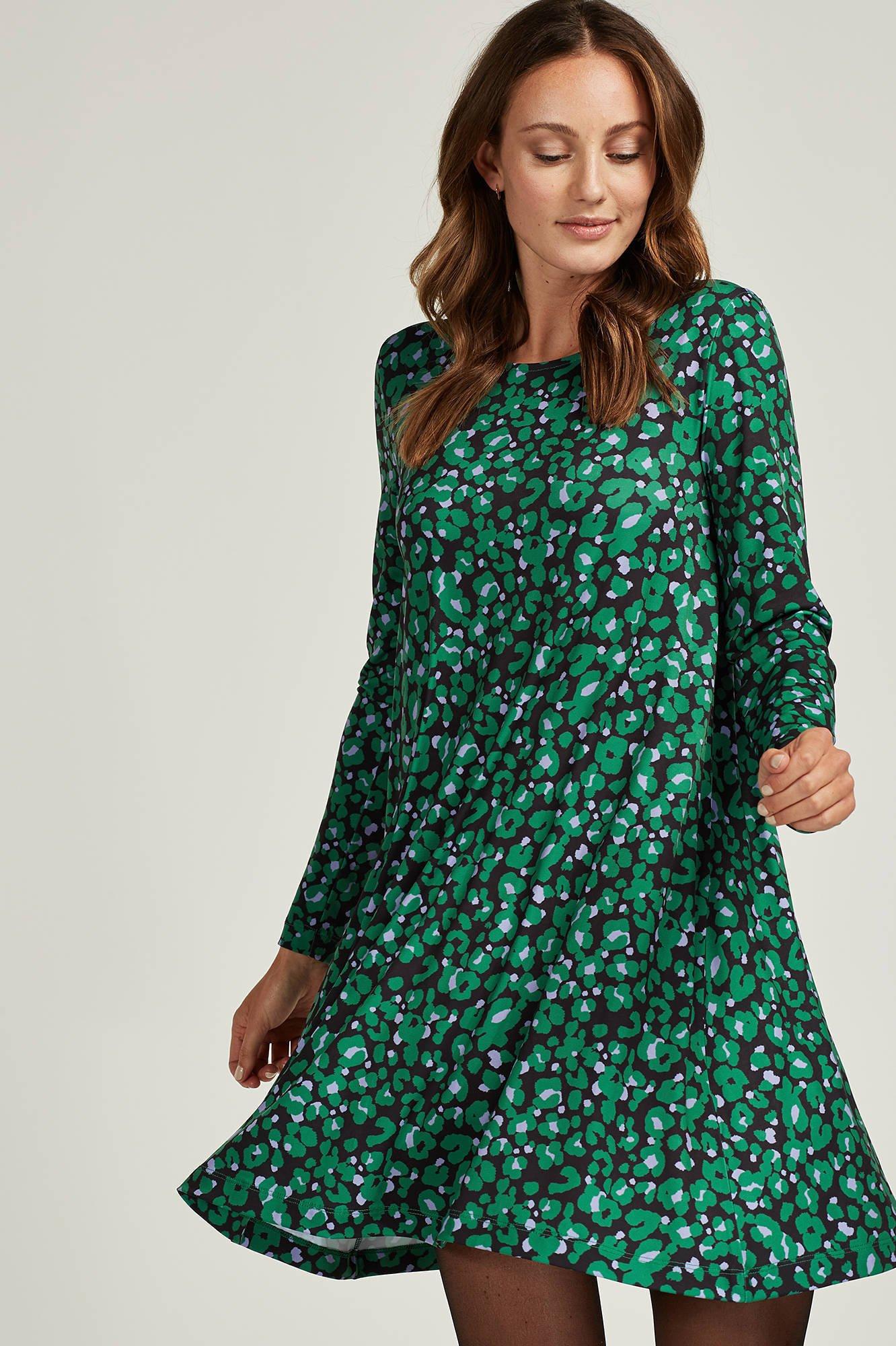 diverse stijlen online bestellen goed uit x A-lijn jurk