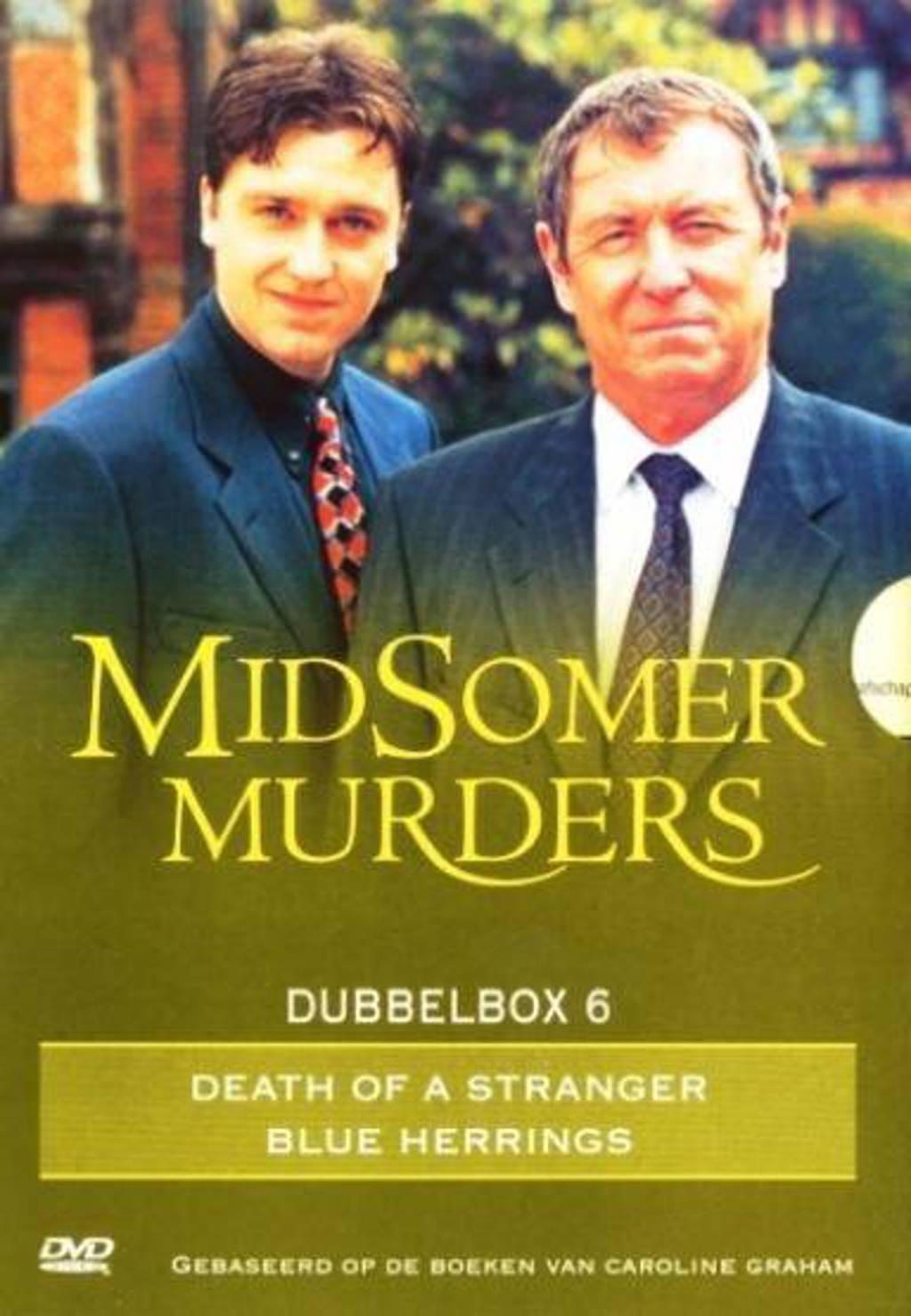 Midsomer murders - dubbelbox 6 (DVD)