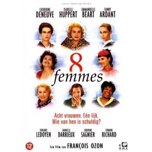 8 Femmes (DVD) kopen