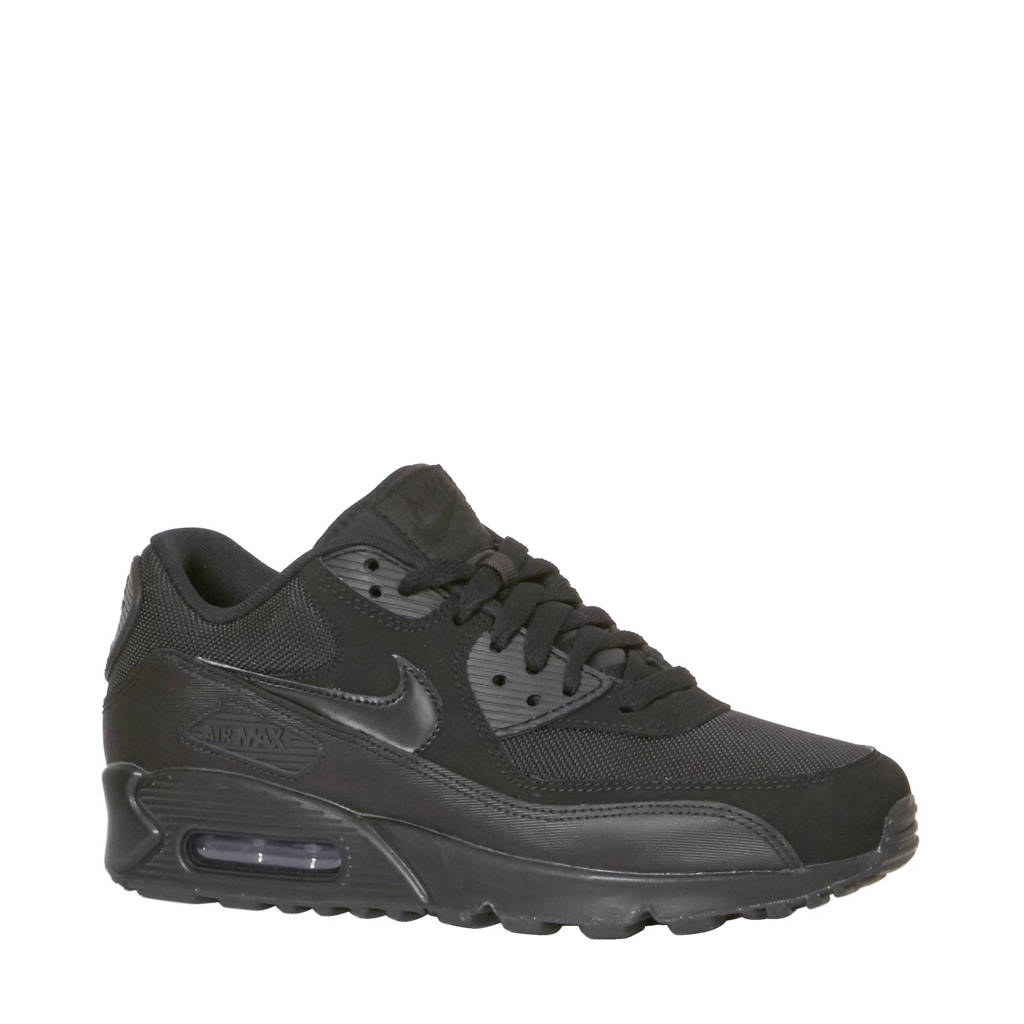 Nike Air Max 90 Essential sneakers, Zwart/Zwart