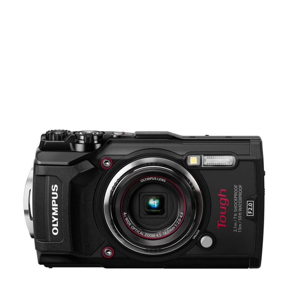 Olympus Tough! TG-5 compact camera
