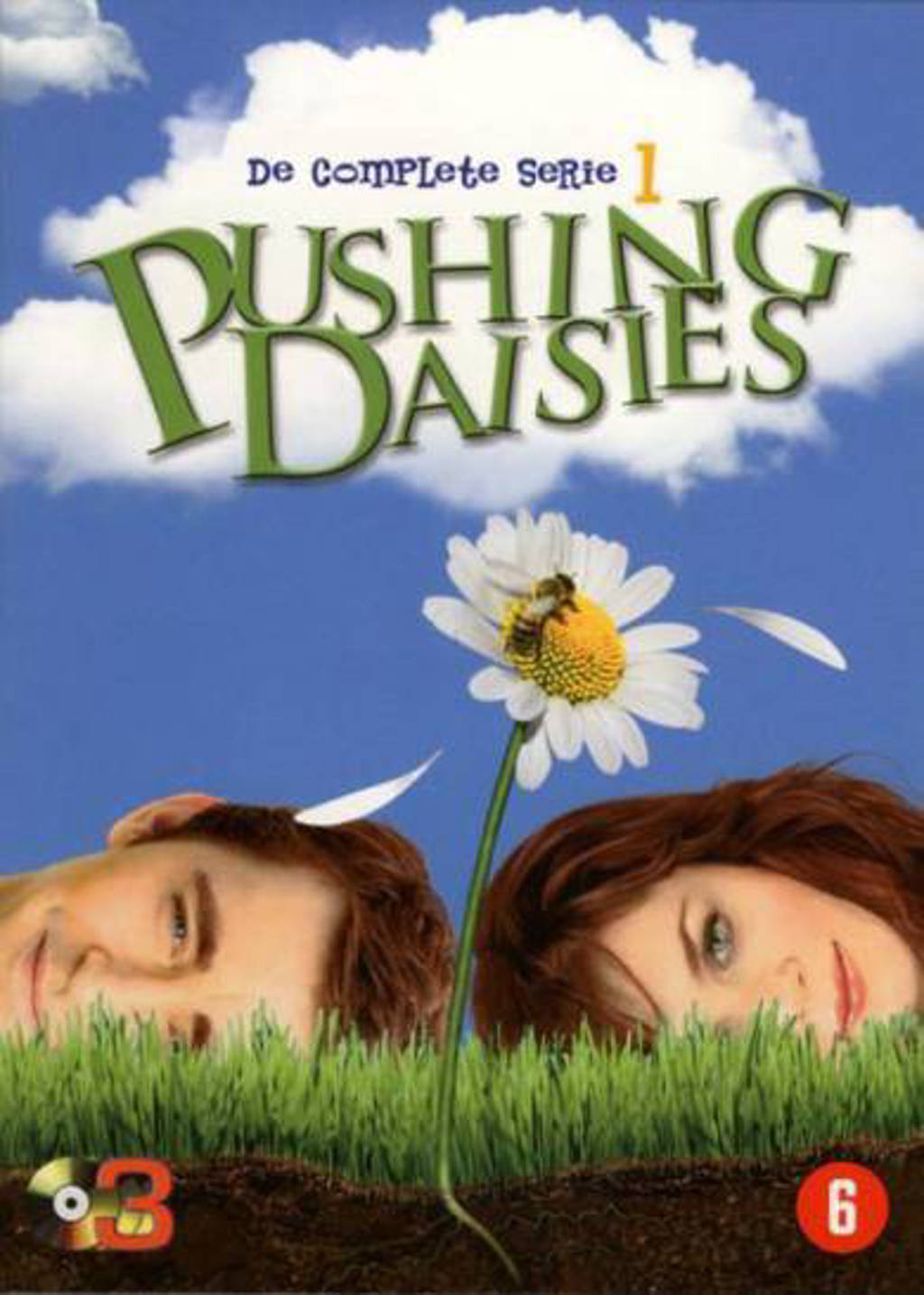 Pushing daisies - Seizoen 1 (DVD)
