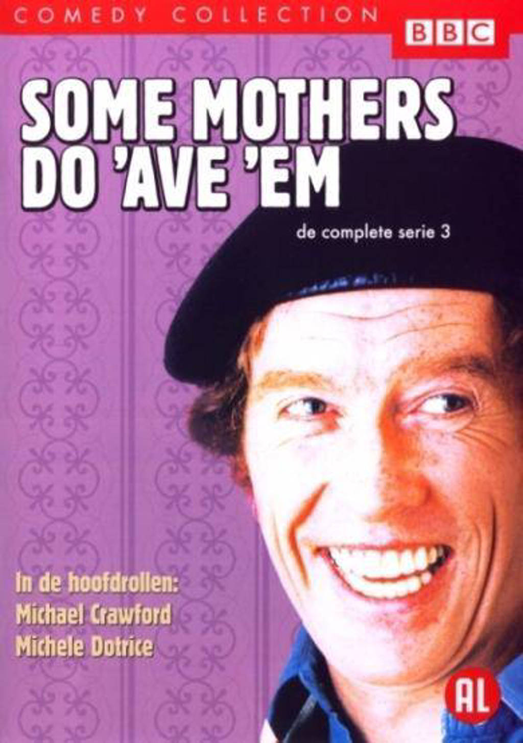 Some mothers do ave em - Seizoen 3 (DVD)