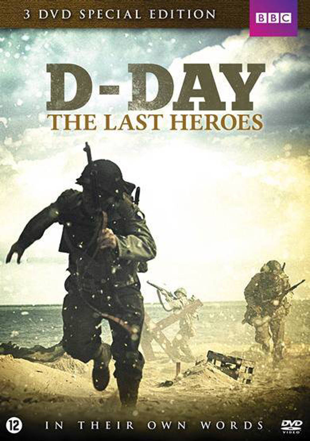 D-day - The last heroes (DVD)