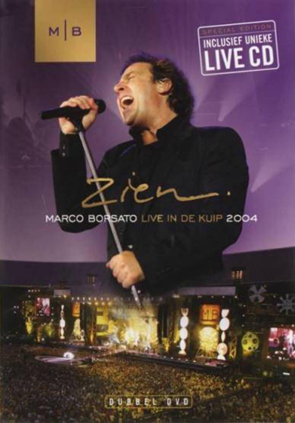 Marco Borsato - Zien,Live In De Kuip 2004 (DVD)