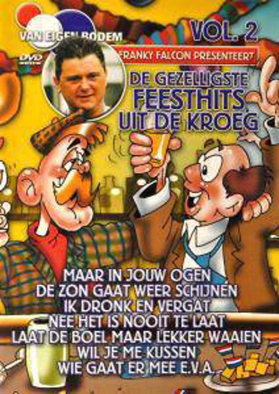 Various - De Gezelligste Feesthits Uit De Kroeg (DVD)